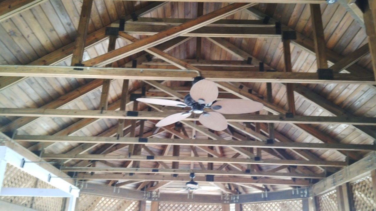 Exposed timber trusses using pre fabricated wood trusses for Prefabricated roof trusses prices