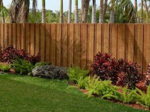 Wood Fence Materials In Miami 4x4 Pt Post Wood Pickets