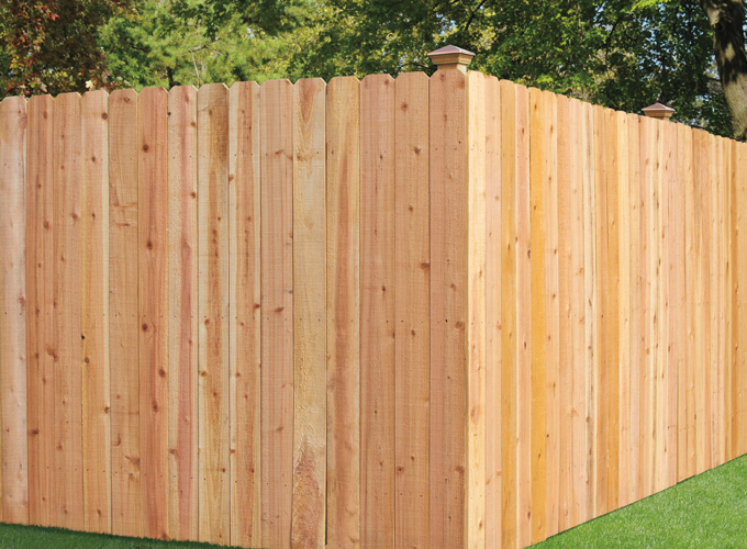 The 3 Most Por Styles Of Wood Fence In South Florida Are As Follows Standard Dog Ear